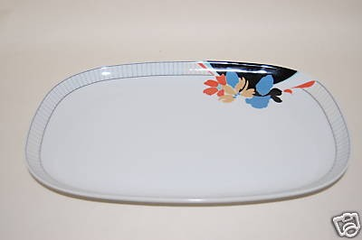 Platte 32 cm Time Polo Arzberg