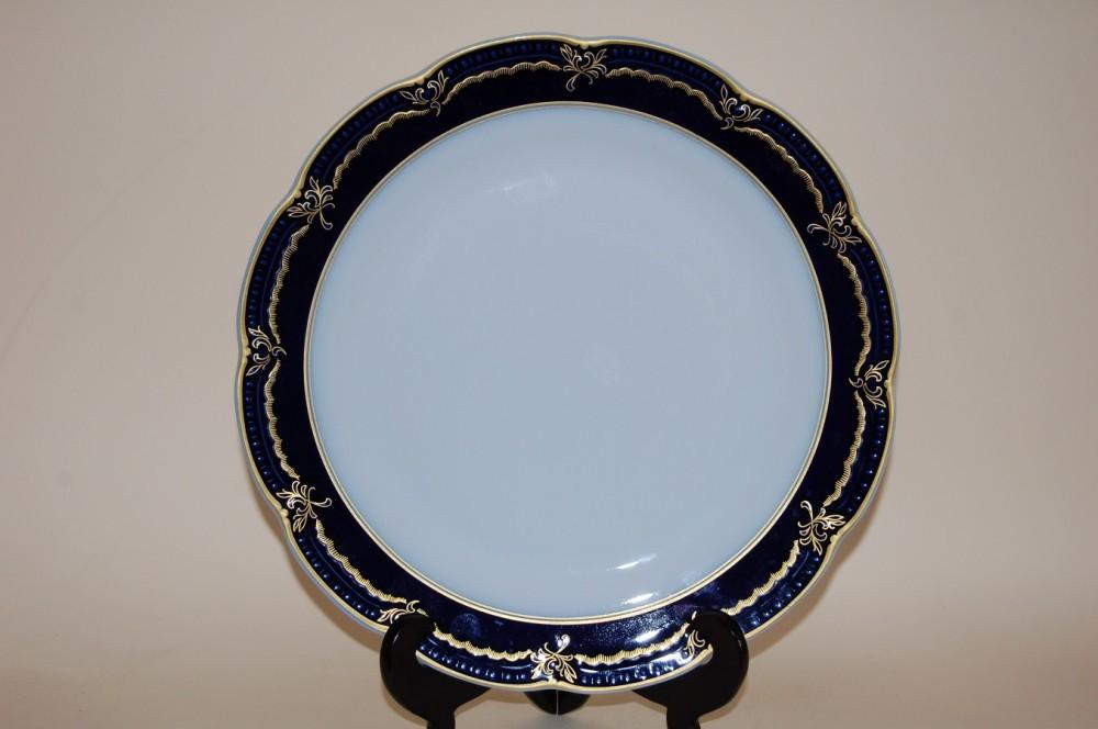 suppenteller 21 5cm viktoria kobalt blau hutschenreuther porzellan nach herstellern